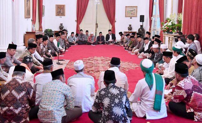 Ulama Pimpin Aksi  Bela Islam