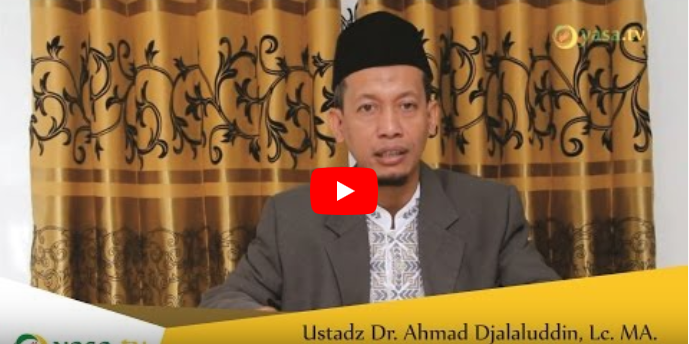 Perlombaan Yang Terpuji (Bagian 3) – Ustadz Dr. Ahmad Djalaluddin, Lc. MA.